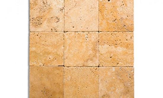 Gold Mosaic 4x4