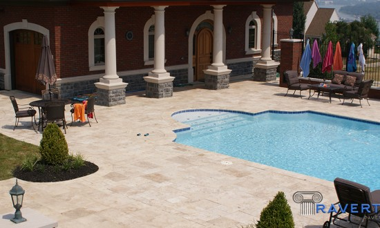 Roman Blend Pool